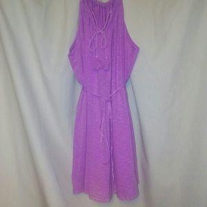 NWOT Merona sundress/ cover-up